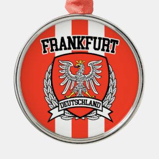 Frankfurt Metal Ornament