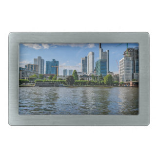 Frankfurt Skyline Belt Buckle