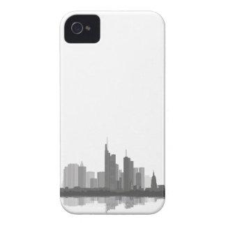 Frankfurt skyline Blackberry sleeve/Case Case-Mate iPhone 4 Case