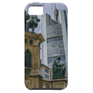 Frankfurt Skyline Case For The iPhone 5
