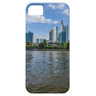 Frankfurt Skyline Case For The iPhone 5
