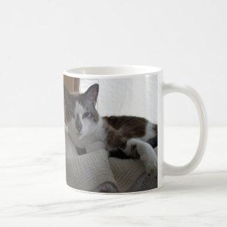 Frankie 4 coffee mug