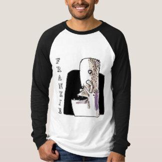 frankie funny cartoon monster T-Shirt