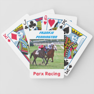 Frankie Pennington #9 Bicycle Playing Cards