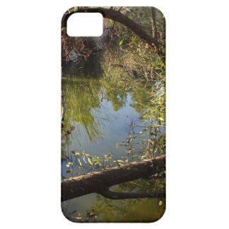 Franklin Canyon Park Lake 4 Barely There iPhone 5 Case