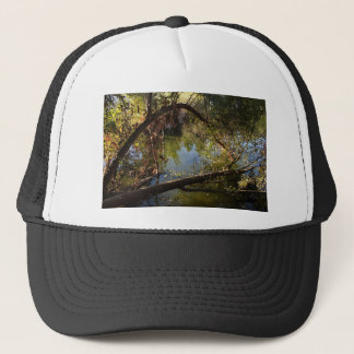 Franklin Canyon Park Lake 4 Trucker Hat