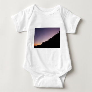 Franklin Canyon Park Twilight Baby Bodysuit