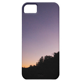 Franklin Canyon Park Twilight Barely There iPhone 5 Case