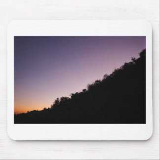 Franklin Canyon Park Twilight Mouse Pad