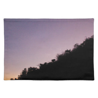 Franklin Canyon Park Twilight Placemat