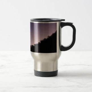 Franklin Canyon Park Twilight Travel Mug