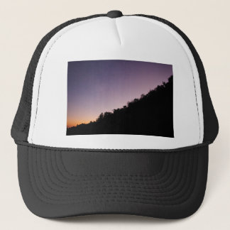 Franklin Canyon Park Twilight Trucker Hat