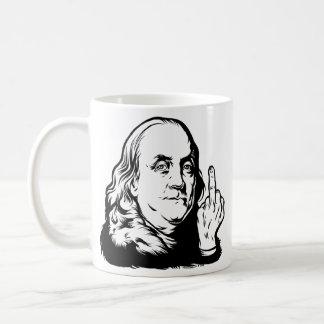 Franklin Classic White Coffee Mug