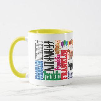 Franklin Coffee Mug