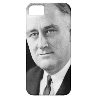 Franklin Delano Roosevelt iPhone 5 Cases