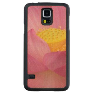Franklin NC, Perry's Water Garden, Lotus 2 Maple Galaxy S5 Slim Case