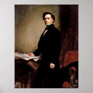 Franklin Pierce Poster