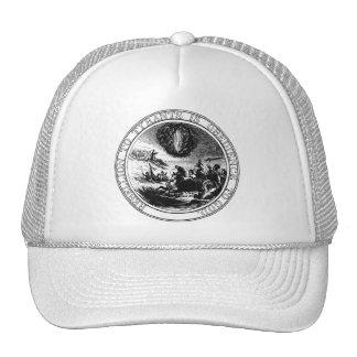 Franklin's Great Seal Trucker Hats