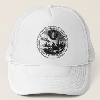 Franklin's Great Seal Trucker Hat