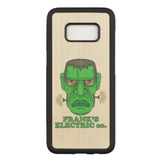 Frank's Electric Co. Carved Samsung Galaxy S8 Case