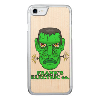 Frank's Electric Company Carved iPhone 8/7 Case