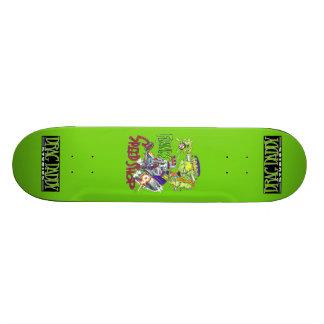 Franks Speed Shop Skateboard