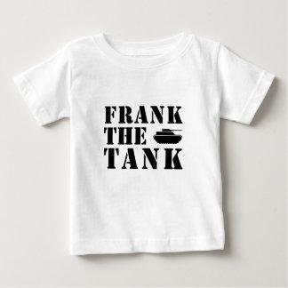 frankthetank3blk baby T-Shirt
