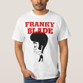 Franky Blade Greaser Logo Shirt