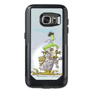FRANKY BUTTER  ALIEN Samsung Galaxy S7   CS