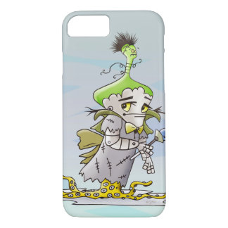 FRANKY BUTTER MONSTER Apple iPhone 8/7 BT iPhone 8/7 Case