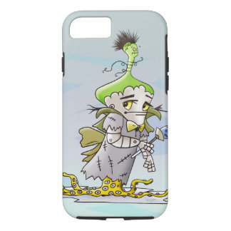 FRANKY BUTTER MONSTER Apple iPhone 8/7 Tough iPhone 8/7 Case