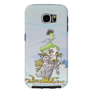 FRANKY BUTTER Samsung Galaxy S6  TOUGH Samsung Galaxy S6 Cases