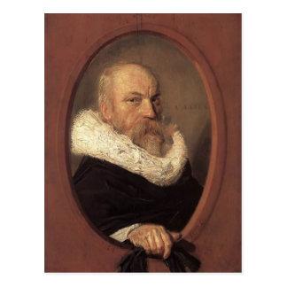 Frans Hals- Petrus Scriverius Postcard