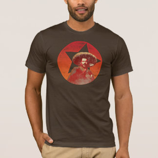 Fransisco (Pancho) Villa Vintage Red Star T-Shirt