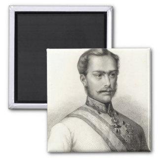 Franz Joseph I, Emperor of Austria 2 Magnet