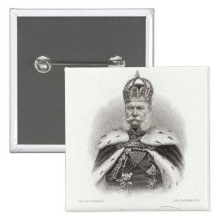Franz-Joseph I of Austria 15 Cm Square Badge