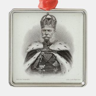 Franz-Joseph I of Austria Christmas Ornaments