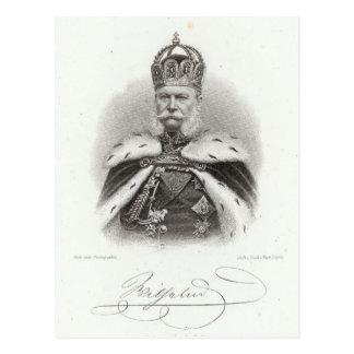 Franz-Joseph I of Austria Postcard