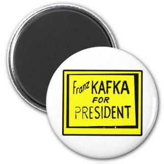 Franz Kafka Magnet