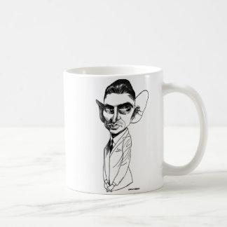 Franz Kafka Mug
