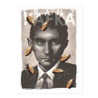 Franz Kafka postcard