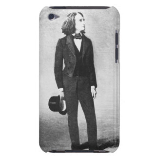 Franz Liszt (1811-86) 1856 (litho) (b/w photo) iPod Touch Case-Mate Case