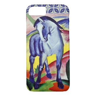 Franz Marc Blue Horse Vintage Fine Art Painting iPhone 8/7 Case