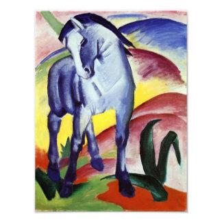 Franz Marc Blue Horse Vintage Fine Art Painting Photo Print