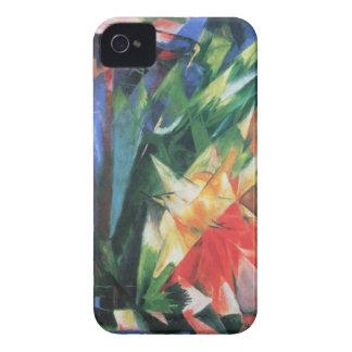 Franz Marc - Fowl iPhone 4 Case-Mate Cases