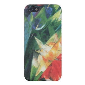 Franz Marc - Fowl Covers For iPhone 5