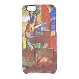 Franz Marc - Gazelles Clear iPhone 6/6S Case