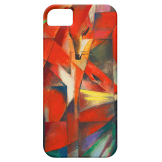 Franz Marc The Foxes Barely There iPhone 5 Case