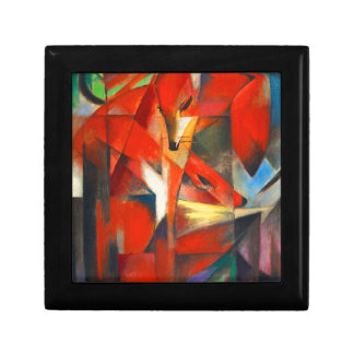 Franz Marc The Foxes Gift Box