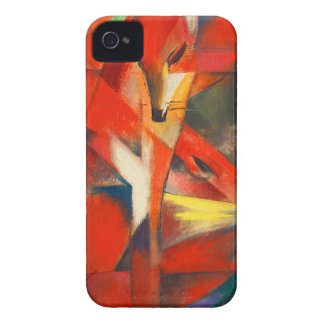 Franz Marc The Foxes iPhone 4 Case